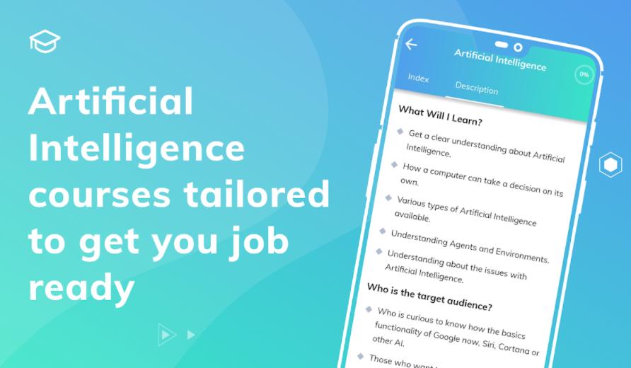 حسن مهاراتك في الذكاء الاصطناعي مع هذا التطبيق