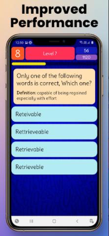 اختبر لغتك الانجليزية مع هذا التطبيق